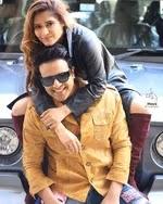 कृष्णा अभिषेक अपनी बहन आरती सिंह के साथ