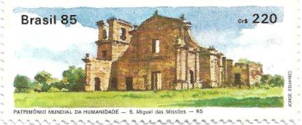 Selo Ruínas de São Miguel das Missões