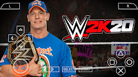 DOWNLOAD WWE 2K 2020 PPSSPP ANDROID