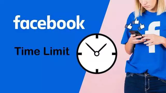 Facebook Time Limit