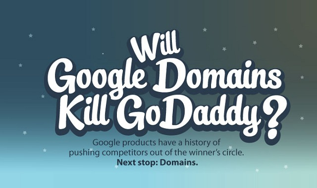 Will Google Domains Kill GoDaddy?