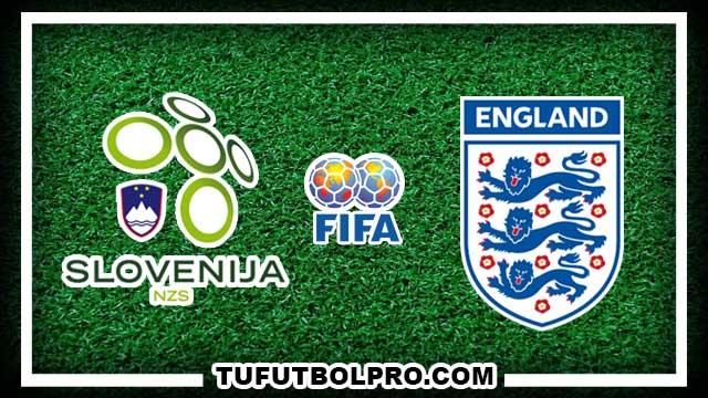 Ver Eslovenia vs Inglaterra EN VIVO Gratis Por Internet Hoy 11 de Octubre 2016