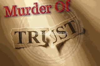 Kashmir murder of trust
