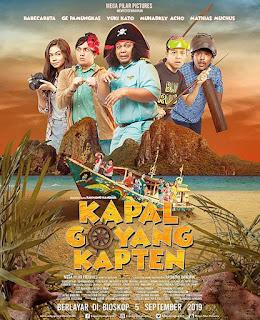 Kapal Goyang Kapten (2019) WEB-DL