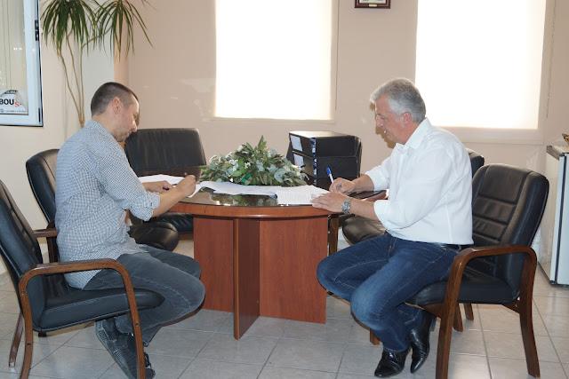 Δήμος Ζίτσας:Προς υλοποίηση το έργο αποχέτευσης ομβρίων στην Κοινότητα Ζωοδόχου