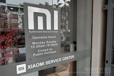 Alamat Service Center Resmi Xiaomi