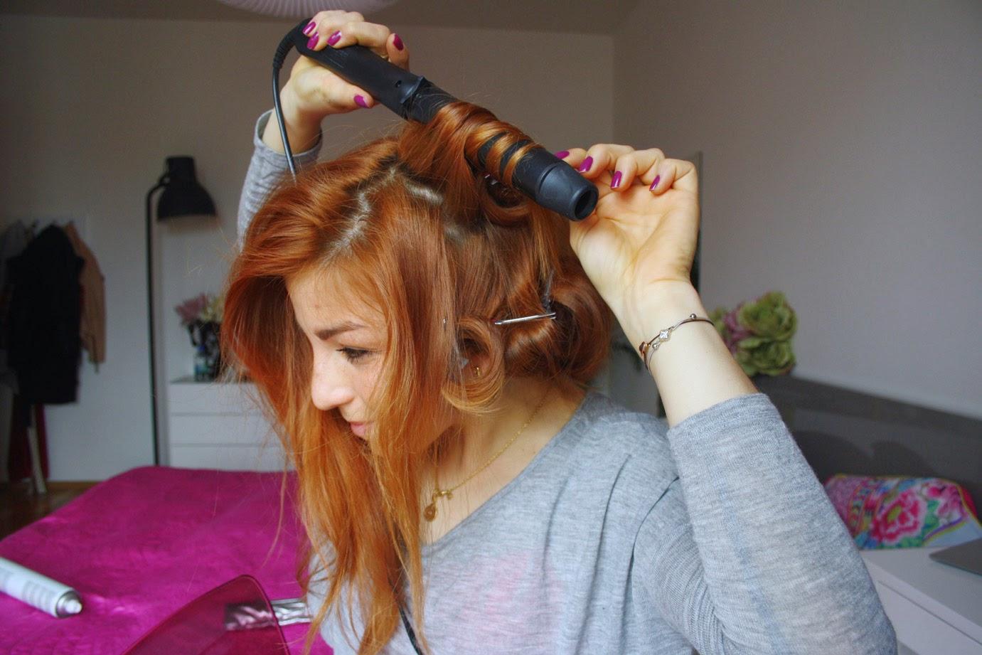 HOW TO  S DOMČOU - WAVY HAIR 13