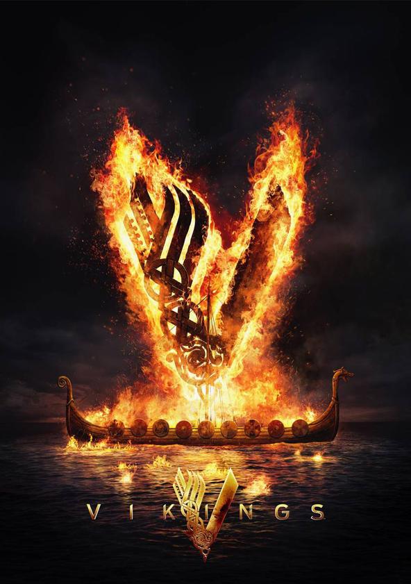 Vikingos (2019 – 2020) Temporada 6 NF WEB-DL 1080p Latino