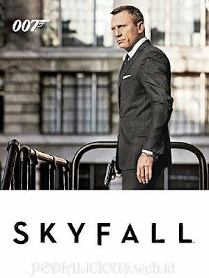 Sinopsis film Skyfall (2012)