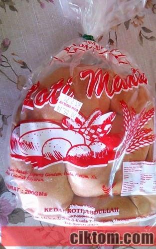 Roti Manis RM2.20