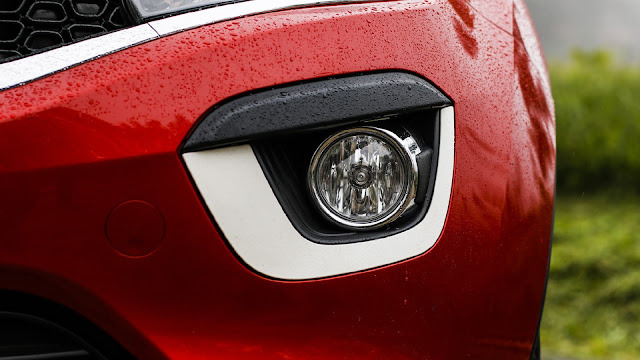 Tata Nexon SUV Fog lamp