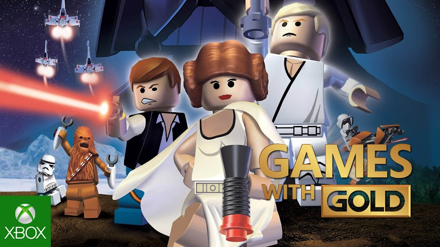 lego star wars 2 the original trilogy xbox live gold free game traveller's tales amaze entertainment lucas arts xb1