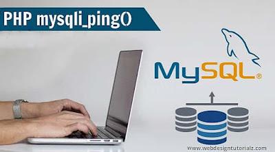 PHP mysqli_ping() Function