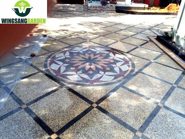 Jasa Tukang Batu Sikat Surabaya | Jasa Pembuatan Lantai Carport Di Surabaya