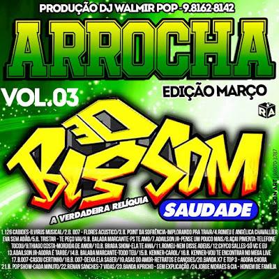 CD BIG SOM ARROCHA VOL 03 EDIÇÃO DE MARÇO 2017