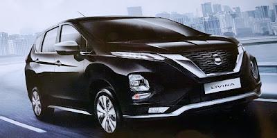 Gambar Spesifikasi Nissan Livina E MT