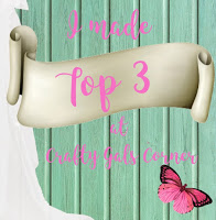 Top 3 Challenge # 172 Add A Ribbon &/or Bow