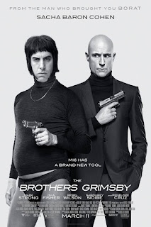 Watch The Brothers Grimsby (2016) movie free online