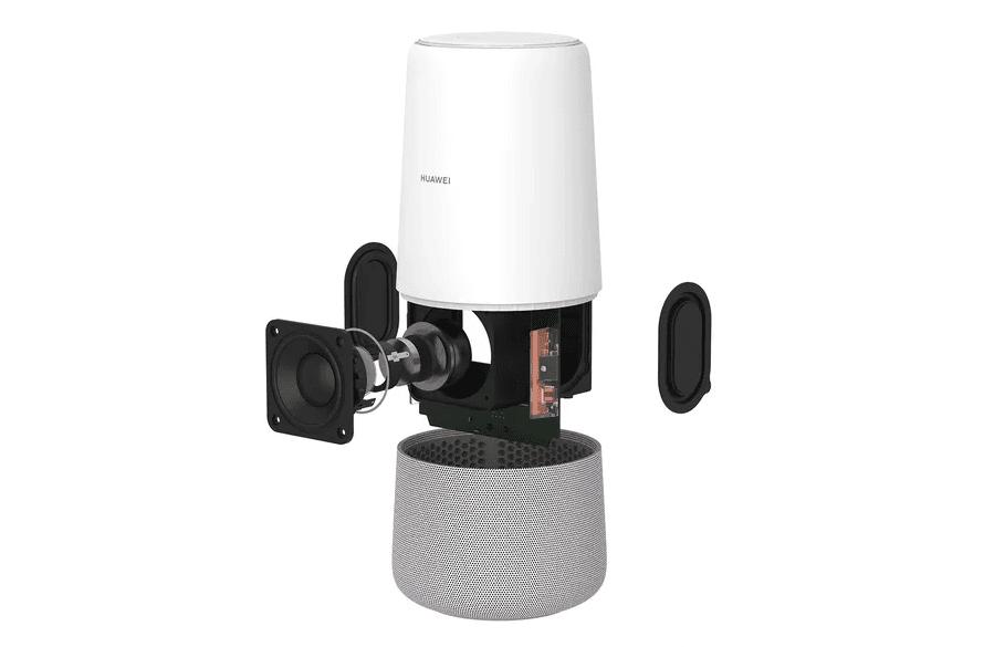 Huawei's AI Cube Smart Speaker