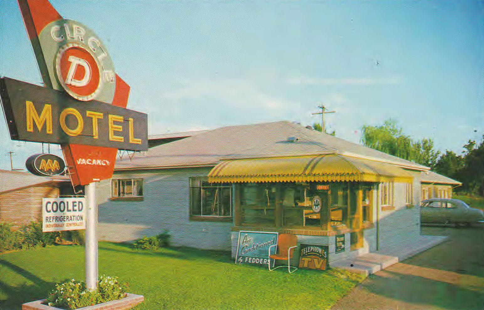 colfax avenue circle d motel
