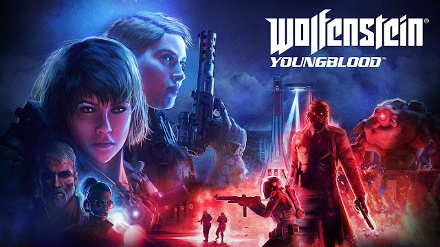 Wolfenstein, wolfenstein youngblood, wolfenstein the old blood, wolfenstein youngblood review, wolfenstein youngblood PC, free online wolf games,