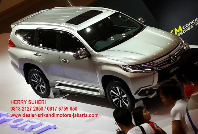 promo paket kredit dp super ringan new pajero sport 2018