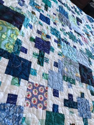 Seriously I Think This Was One Of My Favorite Quilts The Year Love Double Wedding Ring Look Especially Without Work Sewing