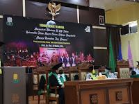 Gelar  Milad  Ke-69  Secara Virtual, Rektor UIN Yogya Ajak  Civitas  Teladani Sunan Kalijaga