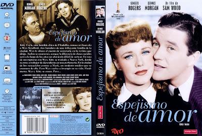 Espejismo de amor | 1940 | Kitty Foyle | Cartatula - Cine clásico