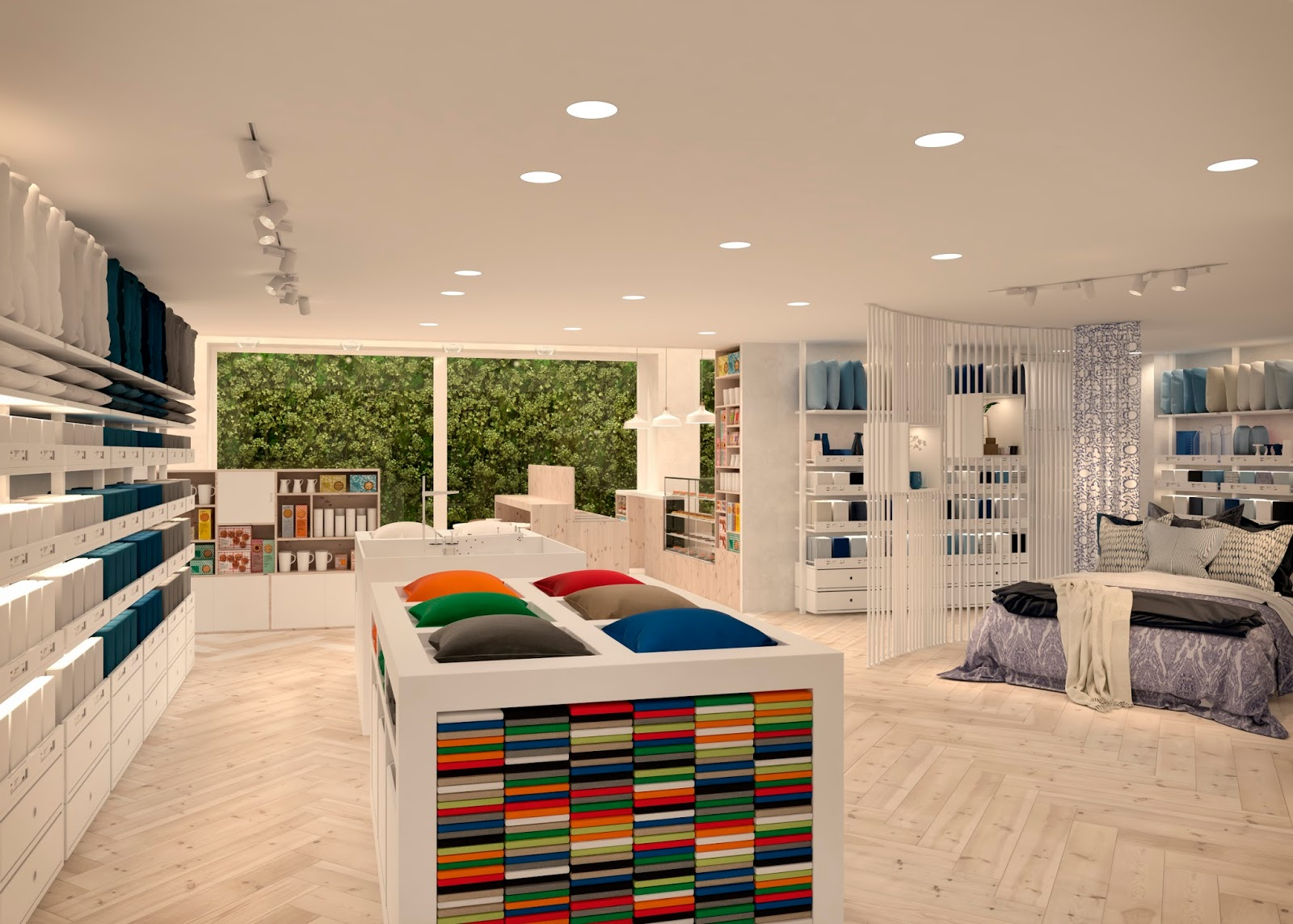 Ikea abre una pop up store en madrid centro don 39 t stop for Los mejores sofas de madrid