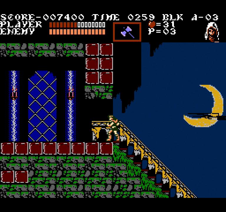 Al's Gaming Stuff: Castlevania III: Dracula's Curse Review