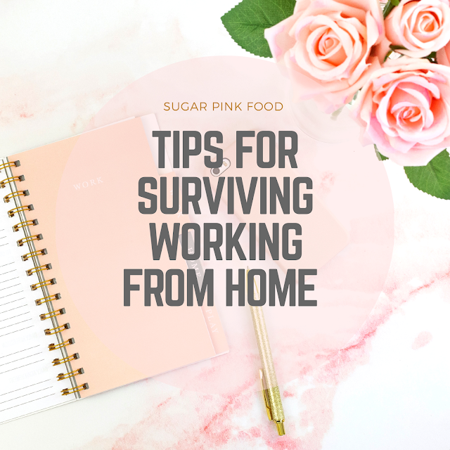 My tips for working from home for the first time during Corona/COVID-19