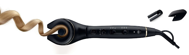 philips procare auto curler the pretty blossoms stefana olaru review ondulator
