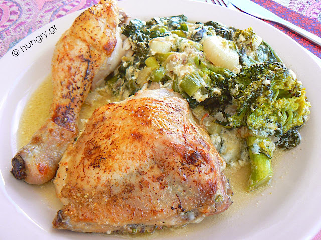Low Carb Chicken with Spinach
