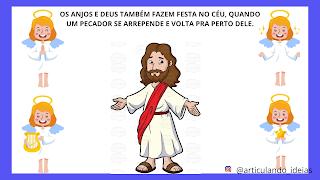 jesus e os anjos