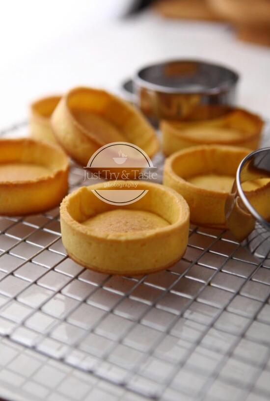 Resep Red Velvet Hokkaido Cheese Tart JTT
