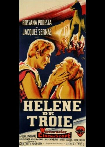 Poster Helen of Troie