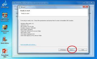 Cara Copy DVD Windows 7 ke Flashdisk supaya bisa booting bios