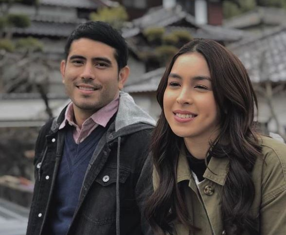 Gerald Anderson and Julia Barretto in Between Maybes