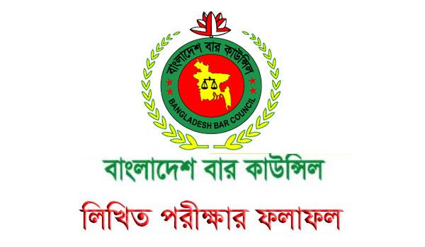 Bangladesh Bar Council Exam Result 2021