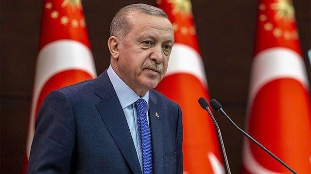 Cumhurbaşkanı Erdoğan, NATO Genel Sekreteri Jens Stoltenberg'e objektif Türkiye değerlendirmeleri için teşekkür etti.