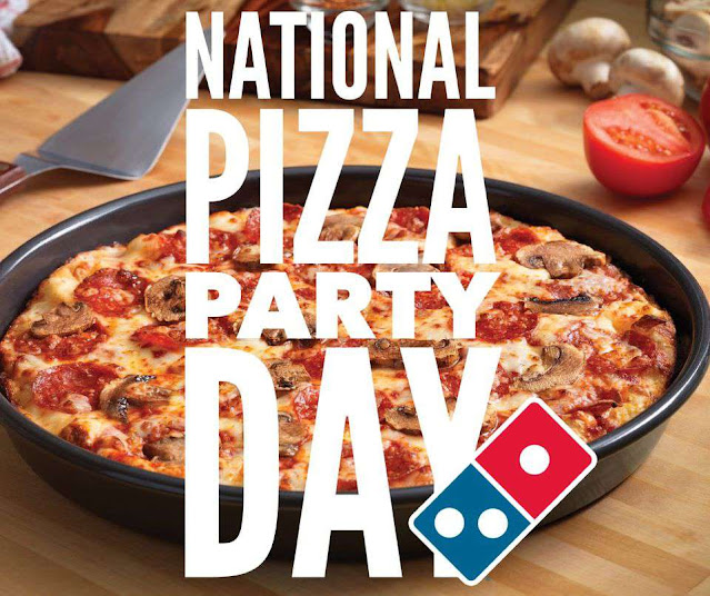 National Pizza Party Day Wishes Photos