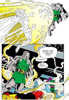 Doctor Muerte vence a Warlock