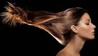Rambut Cepat Panjang dan Lurus Tebal Secara Alami