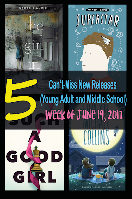 Get the scoop on this week's hottest new books for teens and tweens!