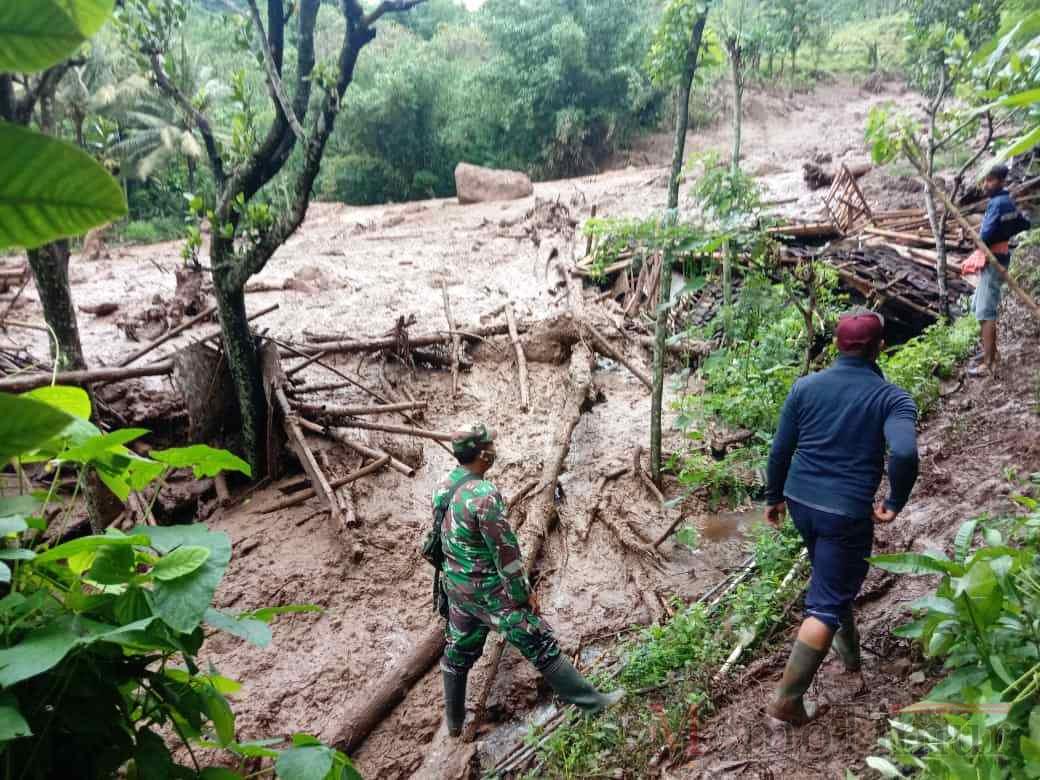Pemkab Sudah Salurkan Bantuan untuk Korban Longsor Sawaran Kulon