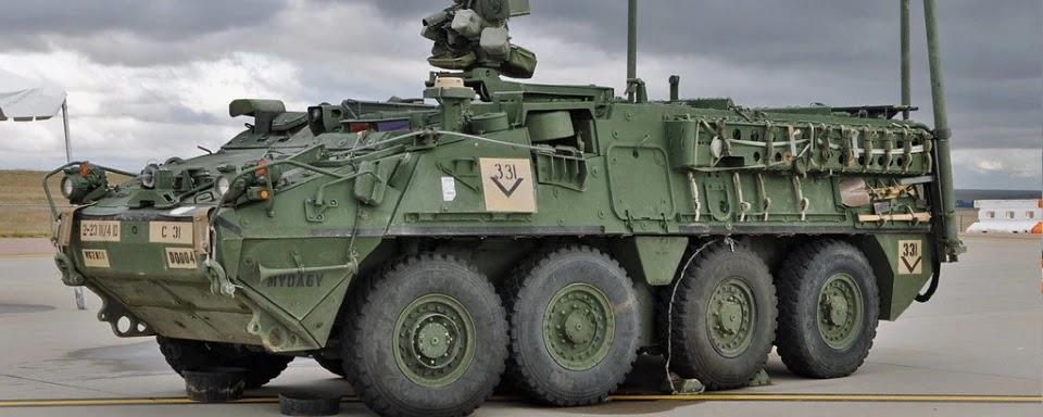 США схвалили продаж бронемашин Stryker Північній Македонії