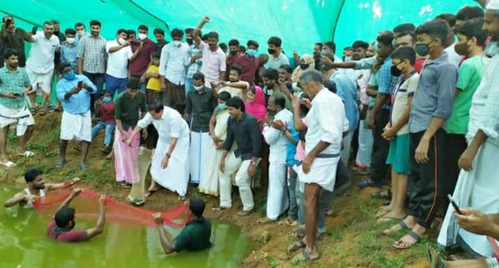 fish-harvest-made-a-popular-festival