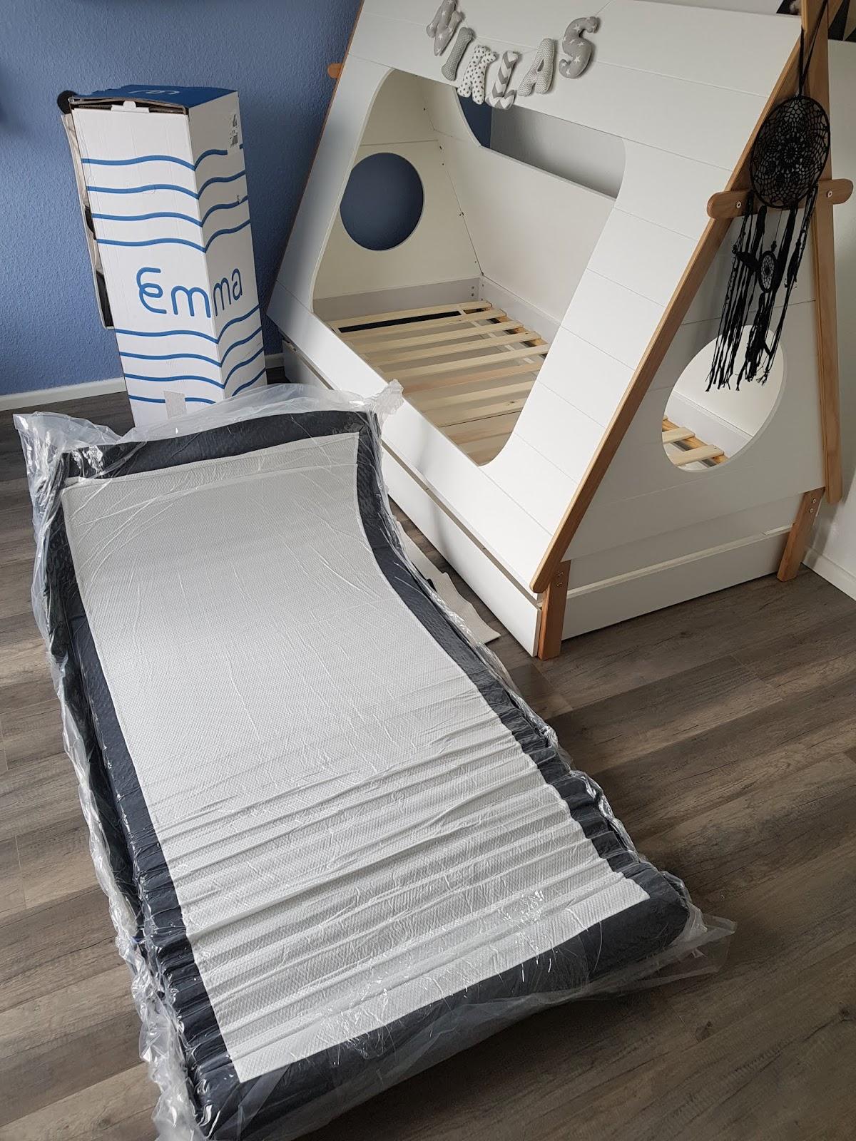 warum fiel unsere wahl auf dieemma air matratze. Black Bedroom Furniture Sets. Home Design Ideas