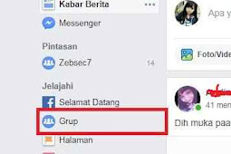 2 Cara Keluar dari Grup FB / Facebook di Laptop / PC (Paling Baru)